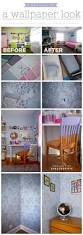Purple Accent Wall by Best 25 Stenciled Accent Walls Ideas On Pinterest Wall Painting