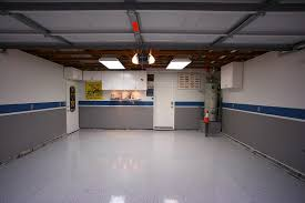 painting garage walls garage renovation w wolverine coatings floor