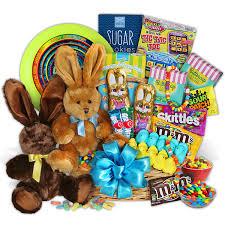 kids easter gift baskets easter basket deals for online shopping