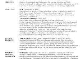 sle resume for law professors objective for teaching resume college substitute teacher student