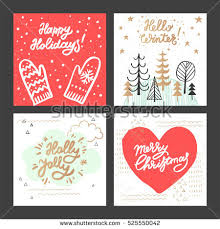 new year design greeting cards stock vector 535132351