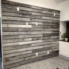Barn Wood For Sale Ontario Reclaimed Wood Counter Area For King Slice Pizza In Toronto By