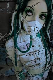 Halloween Costumes With Gas Mask by 118 Best Asylum Images On Pinterest Mental Asylum Nurses And Asylum