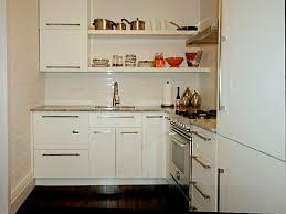 white slab door kitchen cabinets kitchen