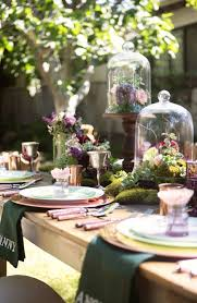decorations garden centerpieces home design trendy flower