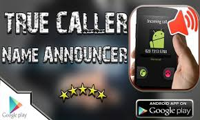 call name announcer apk true caller name announcer apk free tools app for