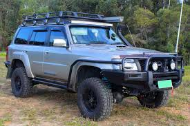 nissan gold nissan patrol gu wagon gold 60387 superior customer vehicles