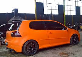 orange volkswagen gti images tagged with mk5tuning on instagram