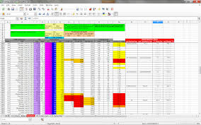 excel template planner excel training planner setark0s ctlramprate data