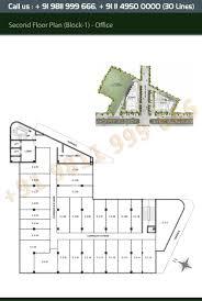 layout plan m3m tee point