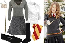 Hermione Halloween Costumes 15 Minute Halloween Costume Ideas Book Lovers