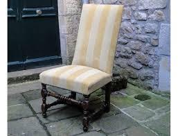 chaises louis xiii chaise louis xiii en chêne sculpté 17e