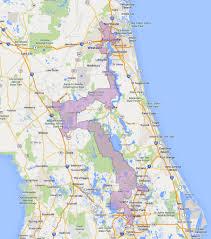 Sanford Florida Map by Florida District 5 District Of No Accountabilty Florida Dash
