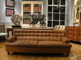 outstanding pair of 1960s 70s danish leather sofas sofas