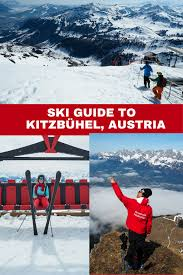 ski guide to kitzbühel slopes activities and accommodation austria
