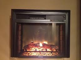 amazon com rv electric fireplace 26