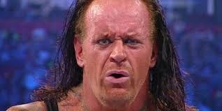 Undertaker Meme - confused undertaker meme generator
