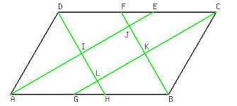 A Rectangle Is A Parallelogram With A Right Interior Angle Solution Show That The Bisectors Of Angles Of A Parallelogram