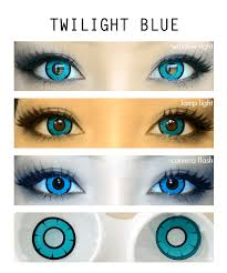 light blue cosplay contacts twilight blue cosplay colored contacts lensvillage