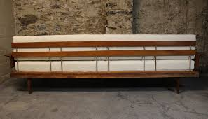 Mid Century Daybed Needed On Teak Mid Century Daybed Or Sofa