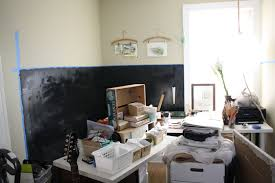 Wall To Paint by Diy How To Hide A Painted Line That Isn U0027t Crisp U2026 And My Office
