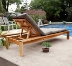 Chaise Lounge Plans Adirondack Chaise Lounge Decor
