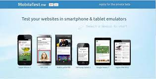 Bagaimana Cara Membuat Website Versi Mobile | cara melihat tilan website versi mobile android blackberry iphone