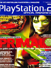 lexus is nia conversion 3is bumper official ps2 magazine uk issue 30 square company square enix