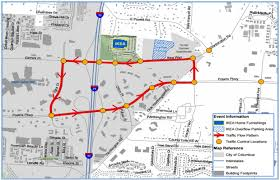 Map Of Columbus Ikea Opening May Mean Major Gridlock Qfm96