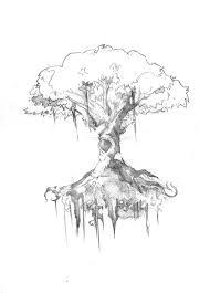 random tree by eyez wide shut on deviantart