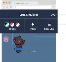 theme line blue line creators market