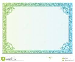 template border diplomas certificate stock vector image 34291645