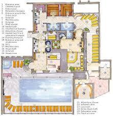 Floor Plan For Hotel Hotel Riml Obergurgl Hochgurgl Austria Mountain Beds