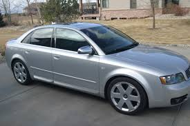 2005 audi s4 information and photos zombiedrive