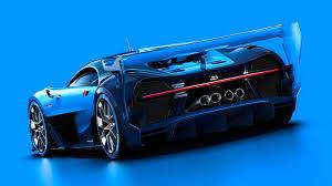bugatti history bugatti unveils its vision gran turismo show car clásicos al volante