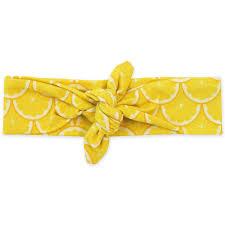 lemonhead headbands baby scarf lemon babypanda fi