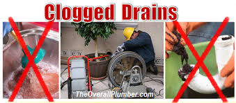 how to clean blocked sink clogged drain cleaning service brazoria county tx