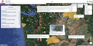 Earthquake Incident Map Tech And Community Resilience From The Tribes To Silicon Valley