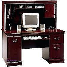 Bush Desk With Hutch Cherry Wood Computer Desk With Hutch Desk Cherry Wood New