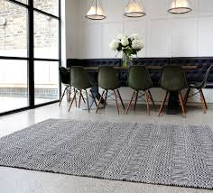Large Modern Rug by Asiatic Sloan Cotton Extra Large Rugs Silver Buy Online At