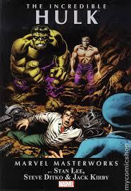 marvel masterworks incredible hulk tpb 2009 marvel comic books