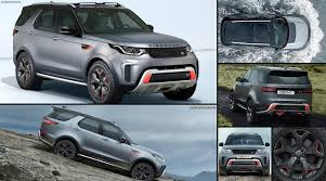 land rover discover land rover discovery svx 2018 pictures information u0026 specs