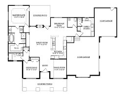 open floor house plans withal open floor plans ranch house ranch