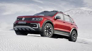 volkswagen suv tiguan this tiguan gte is vw u0027s knobbly tyred 222bhp hybrid suv top gear