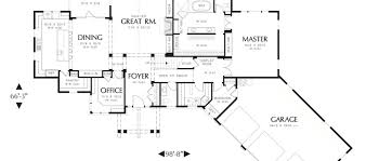 craftsman open floor plans open floor plan craftsman home design inspirations