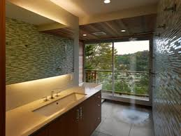 bathroom designs open shower design with simple bathroom photo