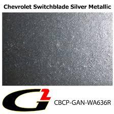 g2 brake caliper paint systems gan wa636r switchblade silver