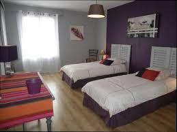 chambre couleur aubergine couleur aubergine et gris fabulous une maison with couleur