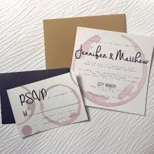 vineyard wedding invitations winery themed wedding invitations bloomcreativo