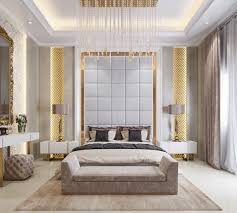 take a look for luxury bedroom designs with perfect organization